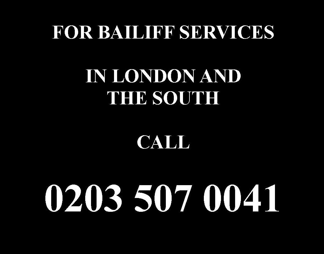 Certificated Bailiffs:: Commercial Rent Arrears Recovery: Commercial Lease Forfeiture: Gypsy Evictions